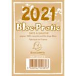 Recharge pour bloc éphéméride recyclé 2020