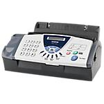 Télécopieur à transfert thermique téléphone Brother FAX T104