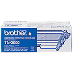 Toner Brother D'origine TN 2000 Noir