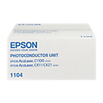 Kit Photo Conductor D'origine Epson 1104 Noir C13S051104