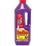 Gel déboucheur Destop Anti-bactérien - 1 L
