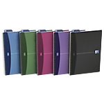 Cahier double spirale OXFORD A4 Office 90 g