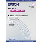 100 Feuilles de papier photo   Epson   papier mat   A3 100g