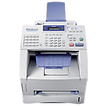 Fax laser monochrome Laser Brother FAX 8360P