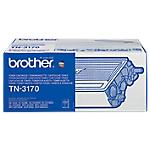 Cartouche De Toner D'origine Brother TN 3170 Noir TN3170