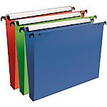 Dossiers suspendus pour tiroirs fond V Esselte VisioPlus Assortiment   10