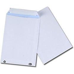 Enveloppes gpv c5 90 g m2 blanc sans fenetre autocollante for Pellicule autocollante pour fenetre