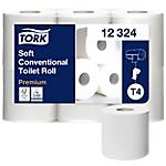 Papier toilette Tork Premium maxi extra doux 2 épaisseurs Blanc   42 Rouleaux
