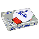 Clairefontaine   Carton de 5 ramettes de 500 feuilles Digital Color Printing blanches A4 100g