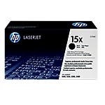 Toner HP D'origine 15X Noir C7115X