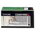 Toner Lexmark D'origine C540H1MG Magenta