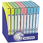 Box velcro   Dos 30 mm   Couleur assorties