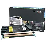 Cartouche De Toner D'origine Lexmark C5340YX Jaune