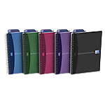 Cahier OXFORD A5 URBAN MIX 100 Pages 90 g