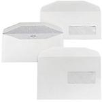 Enveloppes GPV Non Standard Blanc Avec Fenêtre Boîte 500