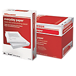 Office DEPOT   carton de 5 ramettes de 500 feuilles Office DEPOT Everyday A4 80g