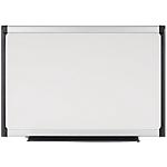 Tableau blanc Bi Office Provision Acier Magnétique 120 x 90 cm