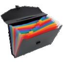 Valisette trieur Rainbow - Office depot