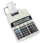 Calculatrice imprimante   Canon   MP 121 MG   12 chiffres   fonctions taxes et business (coût, vente, marge)