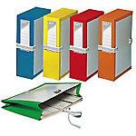 Pochettes archives FAST 9686CX10 24 (H) x 32 (l) x 10 (P) cm Carton Orange   10