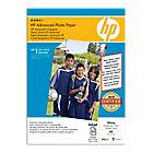 50 Feuilles de papier photo   HP   Advanced qualité supérieure   A4 250g