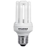 Ampoule fluocompacte Sylvania Mini Lynx E27 15 W