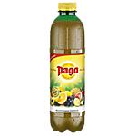 6 bouteilles de jus de fruits   Pago   Cocktail Tropical   1 litre