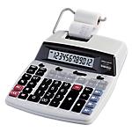 Calculatrice imprimante Office Depot AT 2100 12 chiffres Blanc, noir, gris