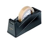 Dévidoir de ruban adhésif 3M 80mm (l) x 0,209m (L) C10 Noir