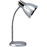 Lampe de bureau LED E27 Unilux Flexio Gris