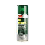 Colle en aérosol   Scotch   Re Mount   Repositionnable   400 ml