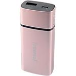 Batterie de secours Intenso PM5200 USB A (sortie), microUSB (entrée) Rose 5200 mAh