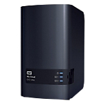 Serveur NAS WD My Cloud EX2 Ultra 4 To Ethernet