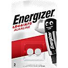 Pile bouton Energizer Alcaline LR44 2