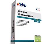 Logiciel de gestion EBP Gestion Commerciale Pro 2017