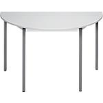 Table de réunion modulaire Sodematub Domino 140 x 70 x 74 cm Gris
