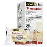 8 Adhésifs   Scotch   19mmx33m   transparent