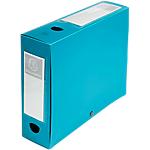 Boites de classement à pression Exacompta Opaque 80 mm Vert