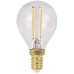 Ampoule LED à filament sphérique Ariane Lighting E14 2 W