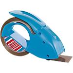 Dévidoir de ruban adhésif d'emballage Plastique tesa 17,1 (l) cm Bleu