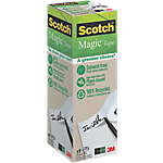 9 Adhésifs invisibles   Scotch   Magic Green   19mm x 33 m