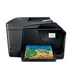 Imprimante multifonction 4 en 1 Jet d'encre HP OfficeJet Pro 8718