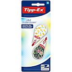 2 rubans correcteurs   Tipp Ex   Mini Pocket Mouse   5 mm x 5 m   décor