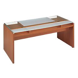 p bureau verre washingtonpr par office depot. Black Bedroom Furniture Sets. Home Design Ideas