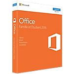 Logiciel Microsoft Office Famille et Etudiant 2016