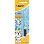 Stylo plume BIC X-Pen bleu