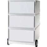 Caisson mobile 3 tiroirs Easybox