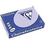 Clairefontaine   250 feuilles papier couleur Trophée A4 160g Lilas