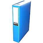 Boîtes d'archivage Niceday 60 mm 32 (H) x 24 (l) cm Bleu