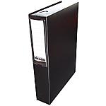 Boîtes d'archivage Niceday 60 mm 32 (H) x 24 (l) cm Noir